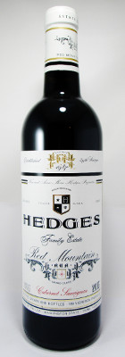 Hedges Family Estate Cabernet Sauvignon Red Mountain 2015 THUMBNAIL