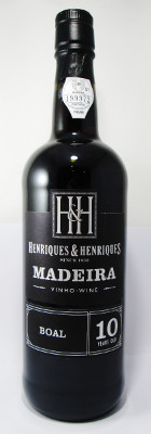 Henriques & Henriques Madeira Boal 10 years old THUMBNAIL