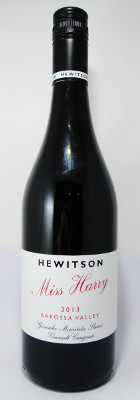 "Hewitson Barossa Valley Red Blend ""Miss Harry"" 2013 MAIN"