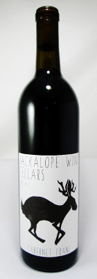 Jackalope Wine Cellars Cabernet Franc Rogue Valley 2017 MAIN