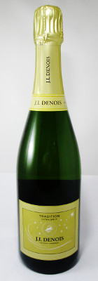 Jean-Louis Denois Brut Tradition Réserve THUMBNAIL