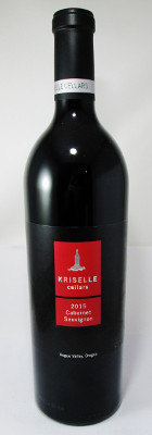 Kriselle Cellars Rogue Valley Cabernet Sauvignon 2015 THUMBNAIL