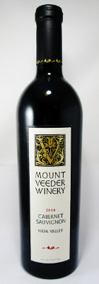 Mount Veeder Winery Cabernet Sauvignon 2018 MAIN