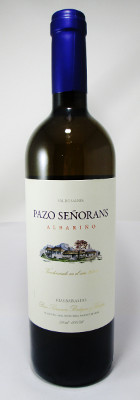 Pazo Senorans Albarino Val do Salnes 2016 MAIN