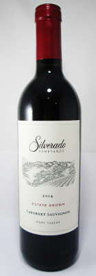 Silverado Vineyards Estate Grown Cabernet Sauvignon 2015 THUMBNAIL