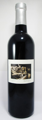 "Robert Sinskey Red ""Wine With a Point of View"" 2013 MAIN"