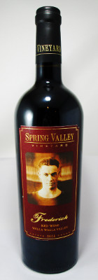 "Spring Valley Red Wine Walla Walla Valley ""Frederick"" 2014 THUMBNAIL"