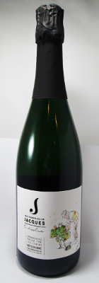 "Les Vignobles de Jacques Blanquette de Limoux Methode Traditionelle Brut ""L'Absolue"" THUMBNAIL"