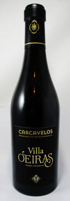 Villa Oeiras Carcavelos Vinho Genoroso 15 year old - 500 ml THUMBNAIL