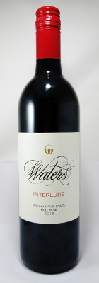"Waters Red Blend ""Interlude"" 2016 MAIN"