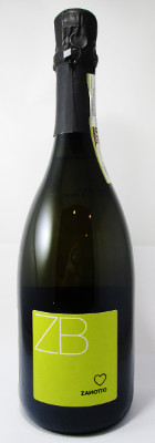 "Zanotto Prosecco Superiore ""ZB"" NV MAIN"