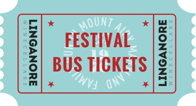 Festival Bus Group Tickets