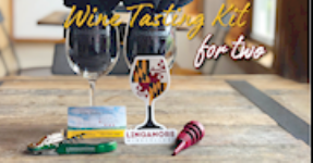 Wine Tasting Kit for Two THUMBNAIL