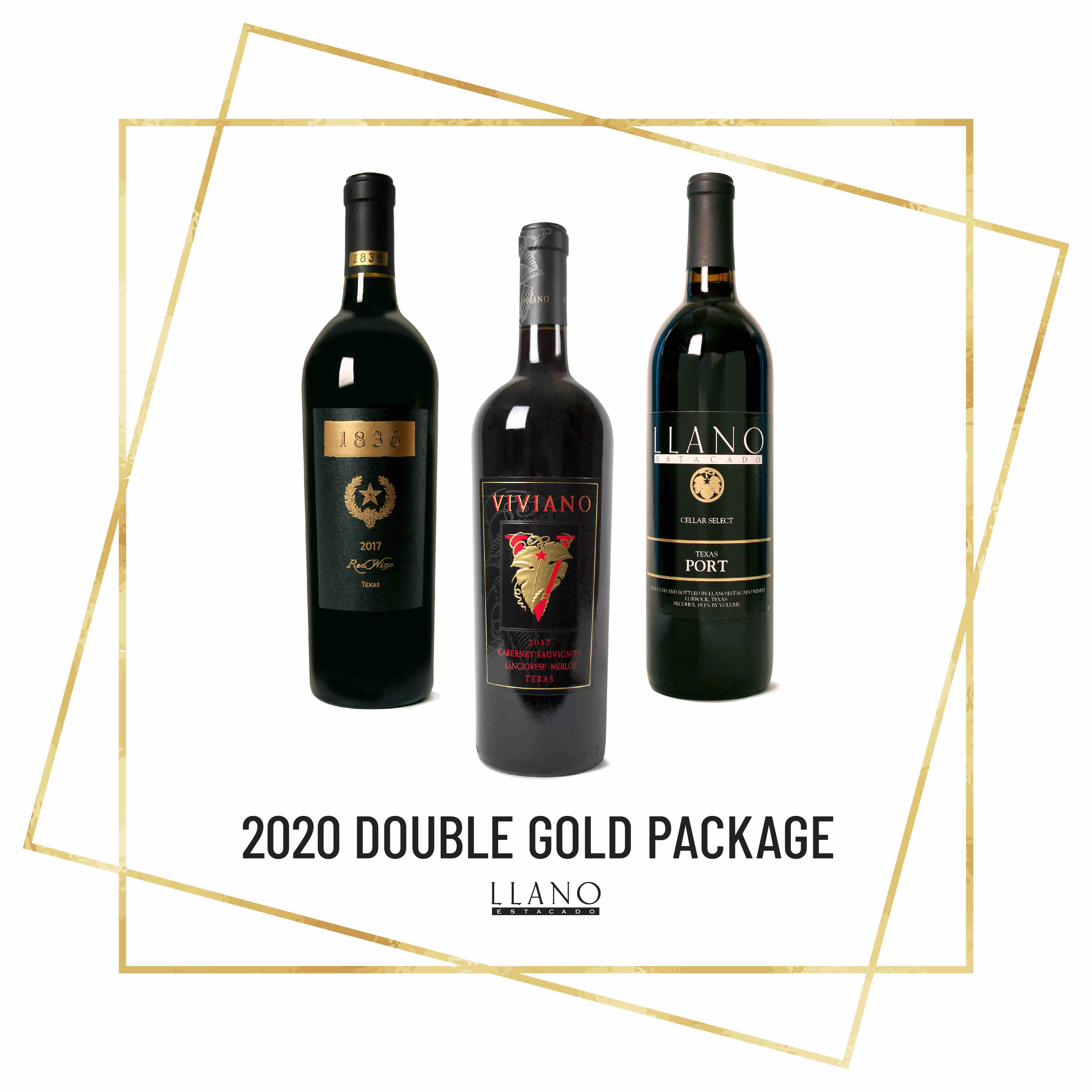 2020 Double Gold Package MAIN
