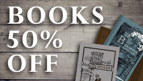 Black Friday - 50% OFF Books