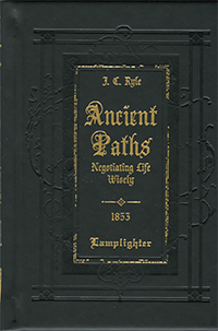 Ancient Paths: Negotiating Life Wisely MAIN
