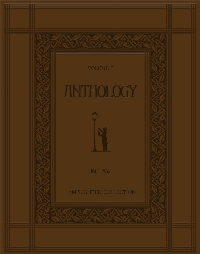 Anthology Volume 1 LARGE