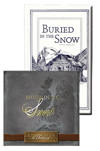 Buried in the Snow Package Book and CD
