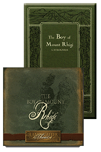 Boy of Mount Rhigi Package Book and CD