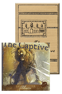 Captive - Package Book and CD
