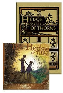 Hedge of Thorns Package Book and CD THUMBNAIL