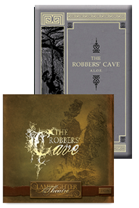 Robbers' Cave, The Package Book and CD THUMBNAIL