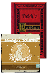 Teddy's Button Package Book and CD