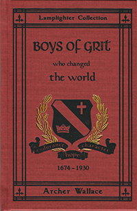 Boys of Grit Who Changed the World (Vol. 2)