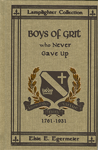 Boys of Grit Who Never Gave Up (Vol.3)