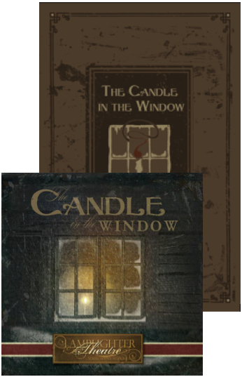 Candle in the Window Package Book and CD