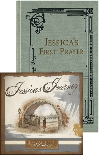 Jessica's Combo: Package Book and CD