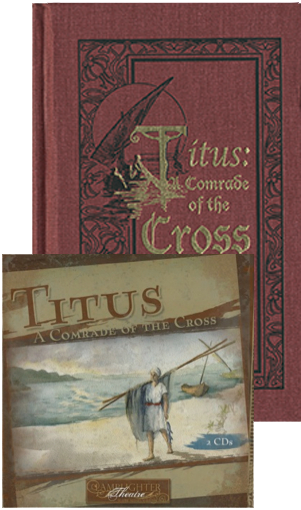 Titus: A Comrade of the Cross Book and Audio Package MAIN
