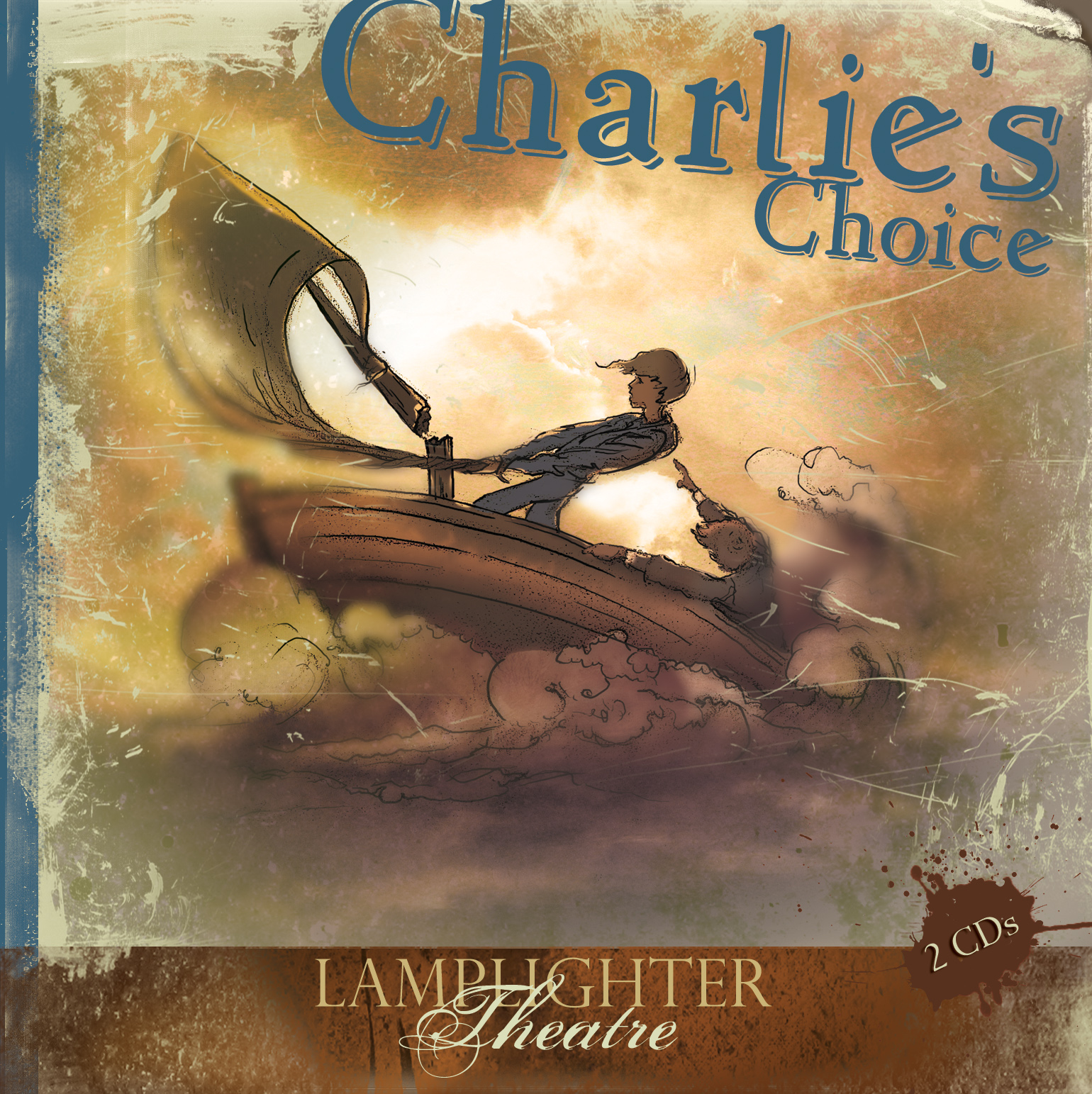 Dramatic Audio CD - Charlie's Choice THUMBNAIL