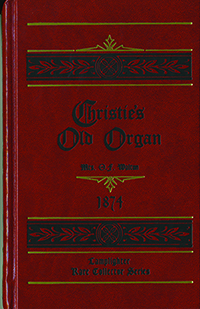 Christie's Old Organ - eBook Download_THUMBNAIL