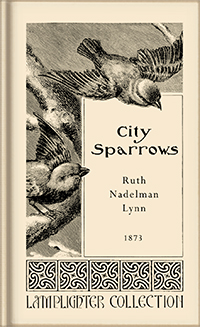 City Sparrows Book Cover MAIN