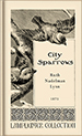 City Sparrows Book Cover THUMBNAIL