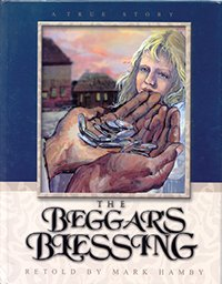 Damaged Illustrated the Beggar's  Blessing Illustrated