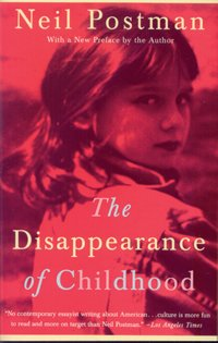 The Disappearance of Childhood MAIN