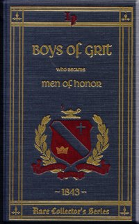 Damaged Boys of Grit Who Became Men of Honor (Vol.1) MAIN