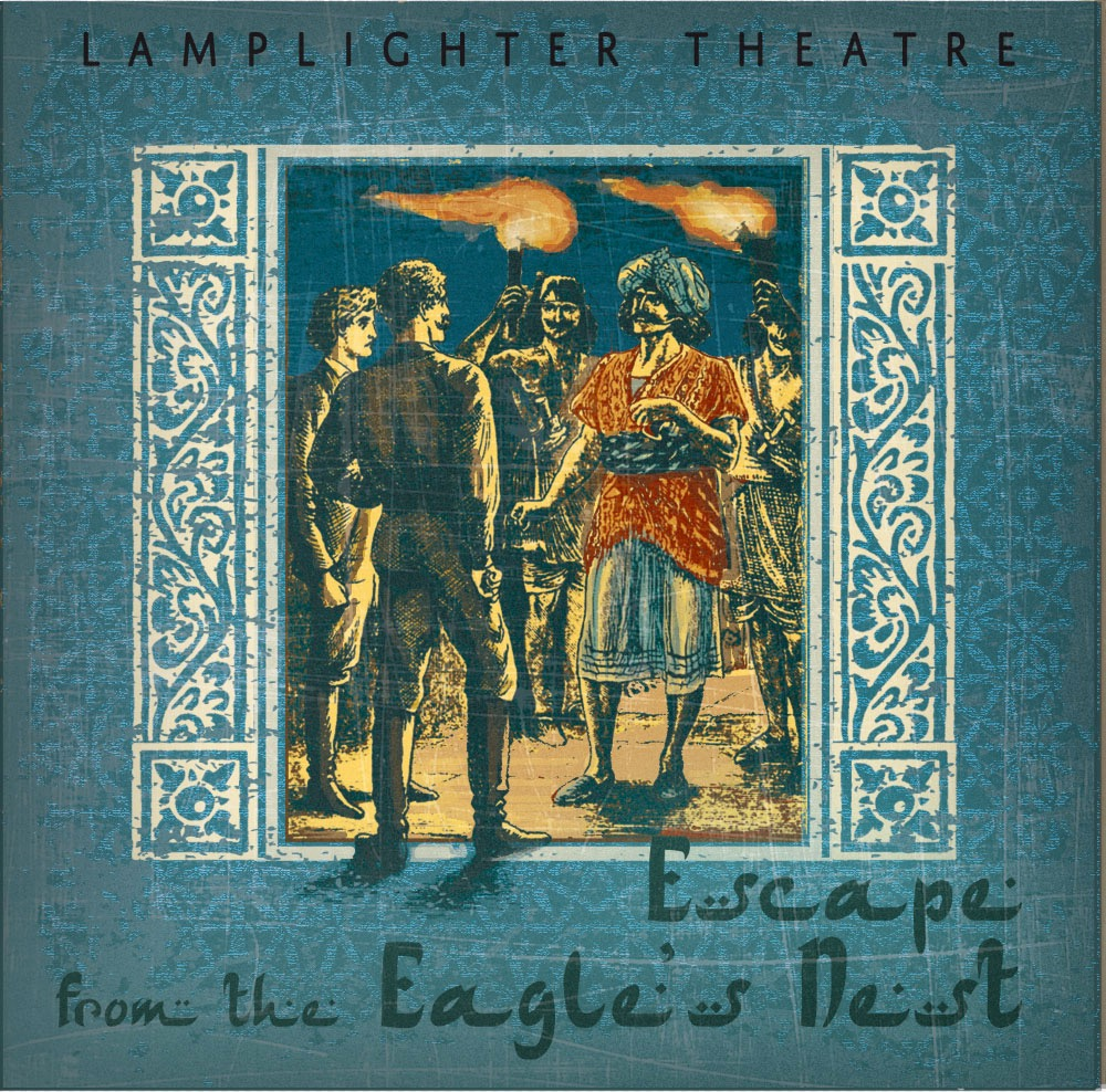 Dramatic Audio CD - Escape from the Eagle's Nest_THUMBNAIL