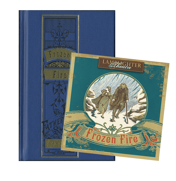 Frozen Fire - Package Book & CD MAIN