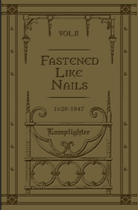 Fastened Like Nails Volume 2