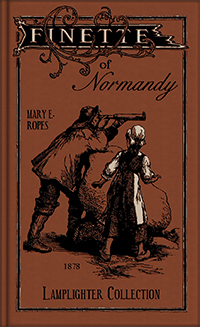 Finette of Normandy Book Cover MAIN