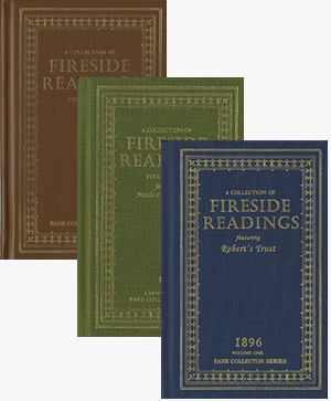 Fireside Readings Vol 1, Vol 2, Vol 3 Set THUMBNAIL