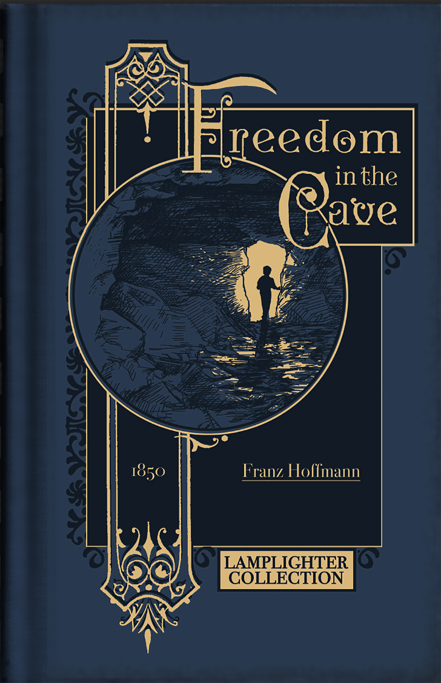 Freedom in the Cave: A Story for the Young THUMBNAIL