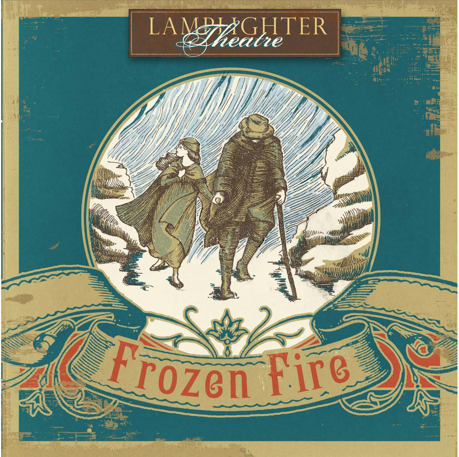 Dramatic Audio CD - Frozen Fire THUMBNAIL