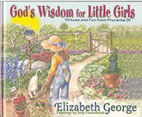 Illustrated God's Wisdom for Little Girls