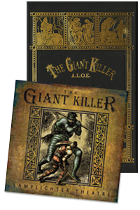 The Giant Killer -  Package Book and CD