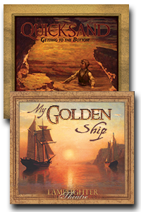 CD Bundle - My Golden Ship & Quicksand: Getting to the Bottom MAIN