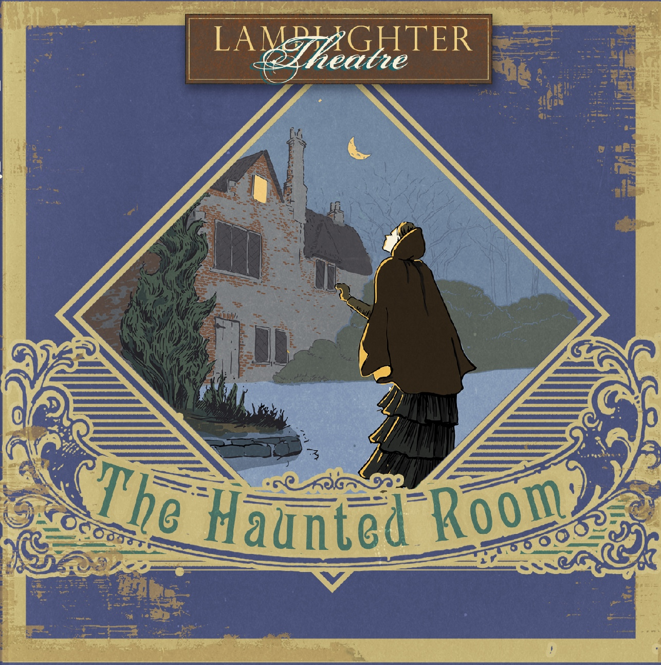 Dramatic Audio CD - Haunted Room THUMBNAIL